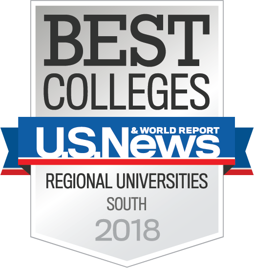 Best Colleges 2018 Badge #1