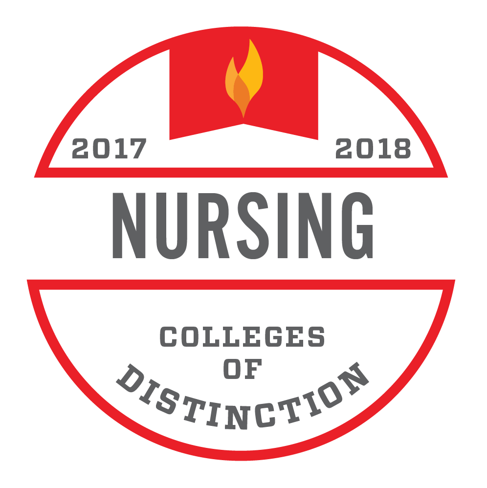Besr Nursing Degree Badge