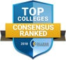 Top Colleges Consensus Ranked 2018 - Carson-Newman University