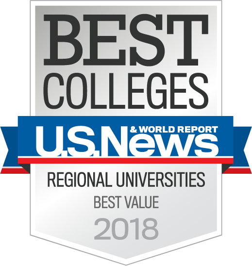 Best Colleges 2018 Badge #2
