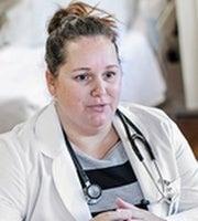 Miranda Kerley, MSN-FNP Student at Carson-Newman